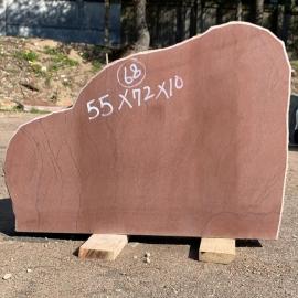 Памятники NR68- 55x72x10 cm только материал
