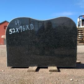 Памятники NR69- 52x76x10 cm только материал