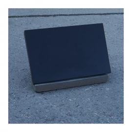 Гранитная плита 40x25x5 cm  - только материал