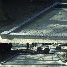 Pesubetoonist 3 hauakoht ilmavundamendita