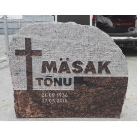Памятник 70х50 см