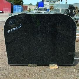 Памятники NR10 - 51x70x20cm  - только материал