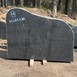 Памятники NR14 - 60x85x20cm - только материал