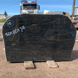 Памятники NR15 - 50x80x14cm - только материал