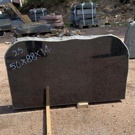 Памятники NR25 - 50x88x14cm - только материал