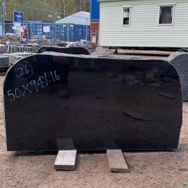 Памятники NR26 - 50x94x16cm - только материал